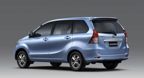 New Look Toyota Avanza 2012