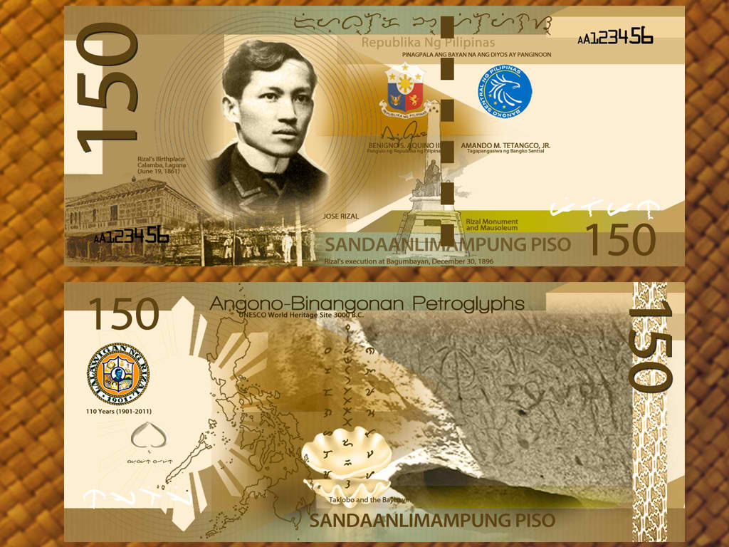 Rizal biography
