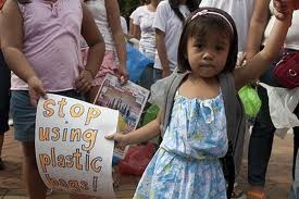 stop using plastic bags